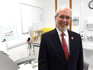 Health Minister Richard Renouf. Picture: JON GUEGAN. (29245875)