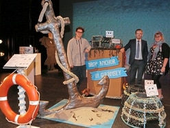 Will's sculpture will be funds event centrepiece