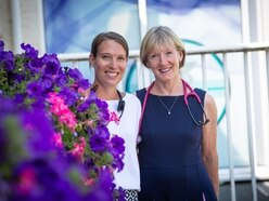 Angel of the Year: Dr Ruth Taberner and Cheryl Lowe