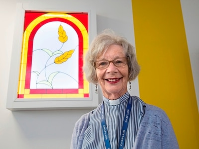 Pride of Guernsey: The Rev. Linda Le Vasseur