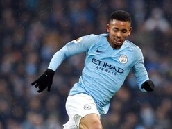 Gabriel Jesus delighted to answer critics as Manchester City see off Everton