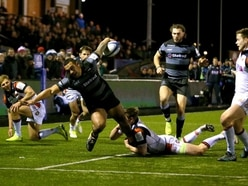 Edinburgh strengthen position with come-from-behind win