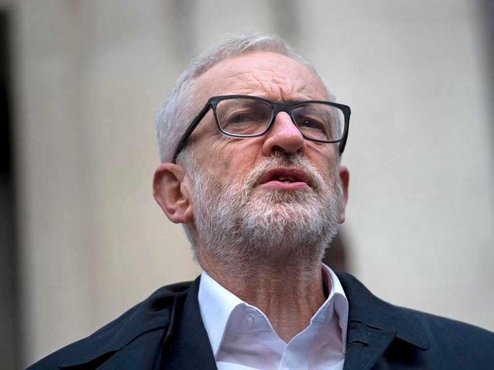 Stop the Presses: Corbyn Apologized! (Kind of)