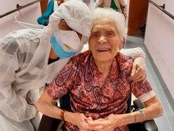 Italian survivor, 103, prescribes courage and faith as antidotes to Covid-19