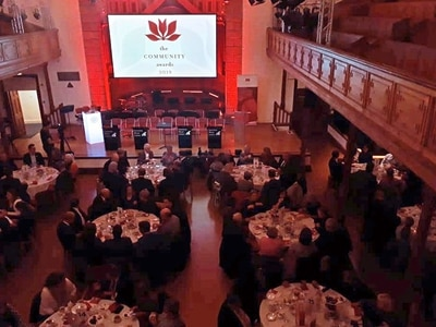 Charities recognised at annual Guernsey Community Foundation Awards