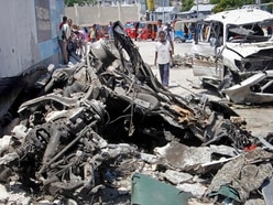 Former foreign minister among dead in Somalia suicide car bomb attack
