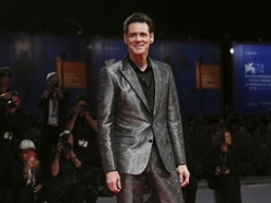 Jim Carrey under fire over 'White House press secretary' painting