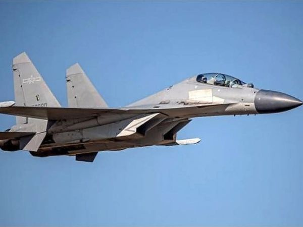 China sends 19 fighter jets towards Taiwan in show of force