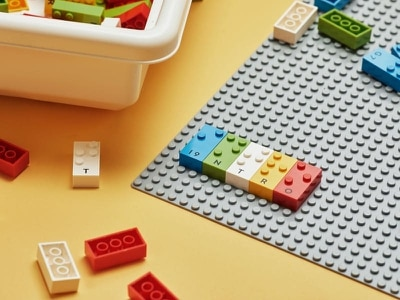 Lego braille toolkit to help visually impaired children in UK schools