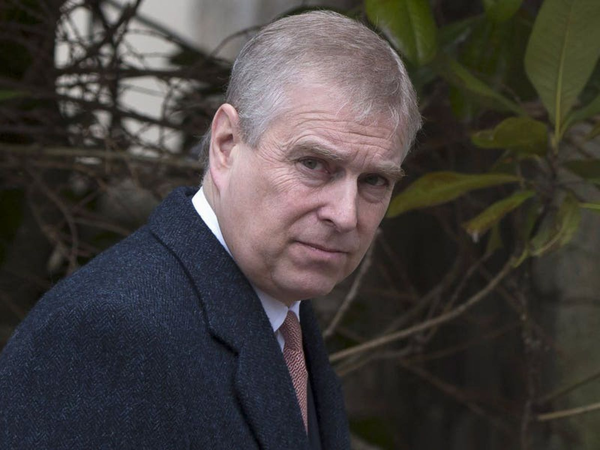 Duke of York acknowledges court papers over 'sex assault' claims