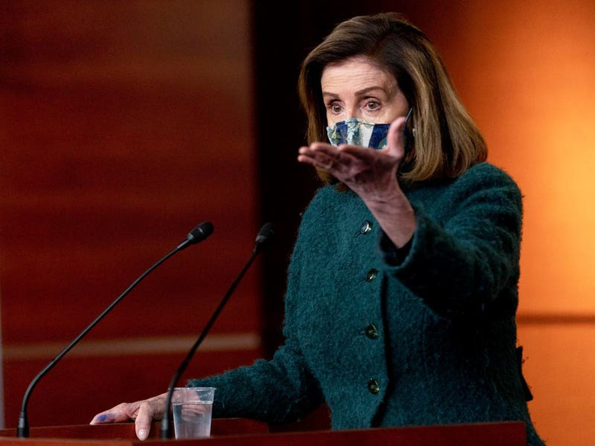 Pelosi urges more security funding to face 'enemy within'