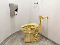 Golden toilet stolen from Blenheim Palace