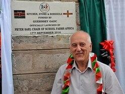 Overseas Aid helps poor Kenyan families