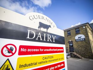 Picture by Sophie Rabey.  02-03-20.  A briefing on The Future of Guernsey Dairy Project.  Talks with Andrew Tabel, General Manager of Guernsey Dairy, explains the Dairy's need for major investment, prefered proposals for a new facility or a major refurbishment at the current site.  GENERIC SHOT OF GUERNSEY DAIRY. (28905006)