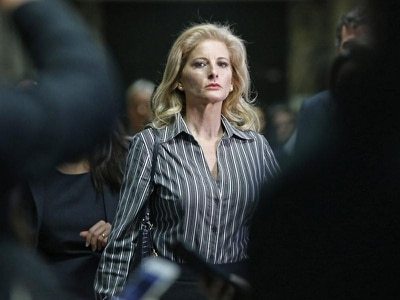 Lawyers for Trump and ex-Apprentice contestant argue in court