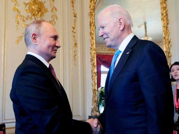 Biden and Putin set 'consultations' on updating nuclear pact