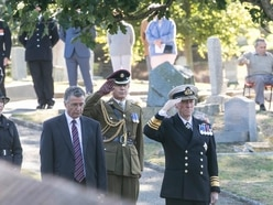Service remembers Charybdis sailors lost at sea in wartime