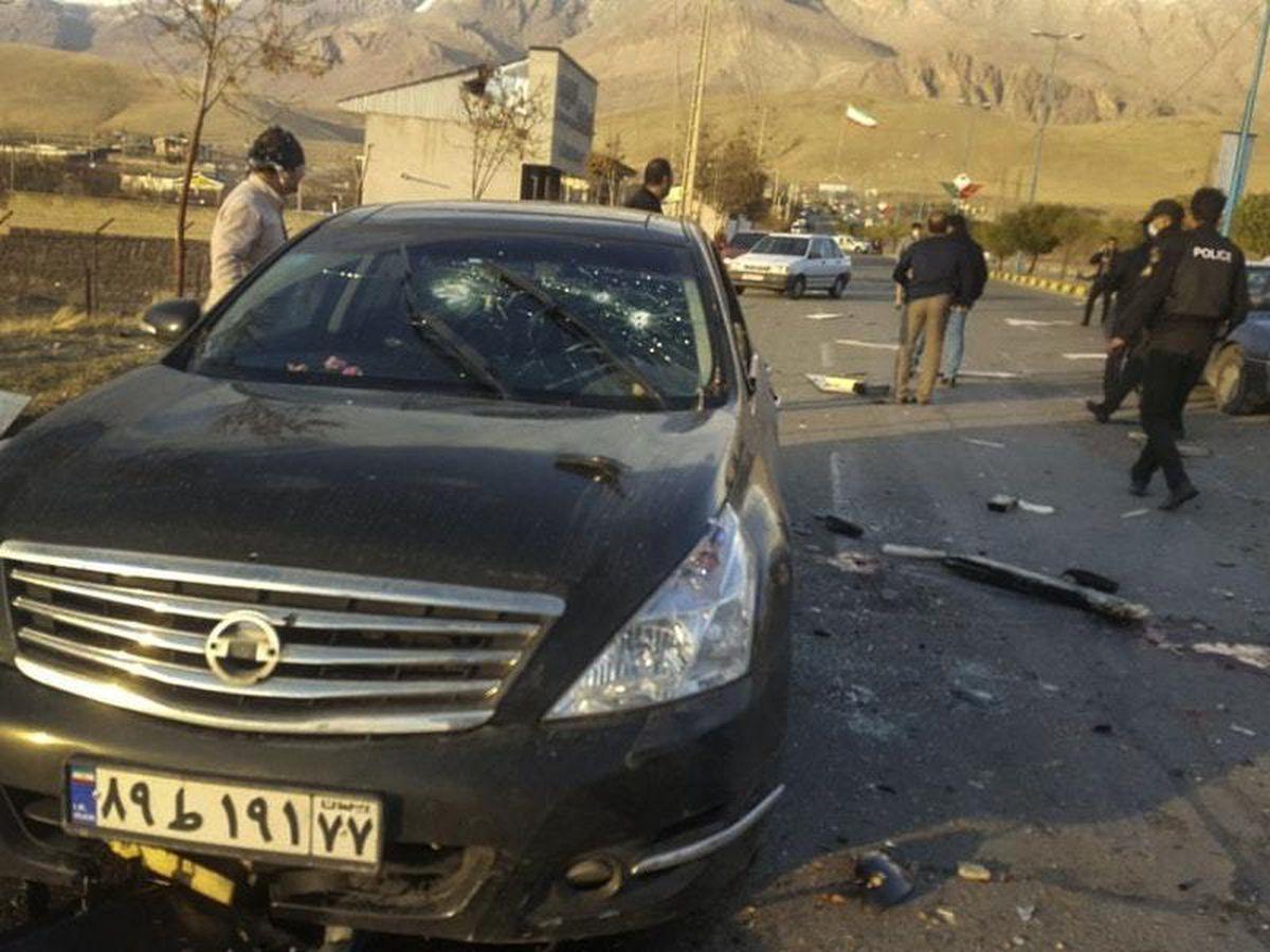 Iran calls on international community to condemn 'terrorist' murder of scientist