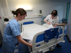 HSC wants extra £1.2m. to tackle nurse shortages