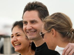Prisoner swap Canadians freed for health reasons, says China