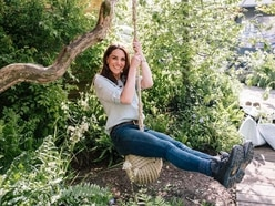 Kate hails power of great outdoors in helping children become happy adults