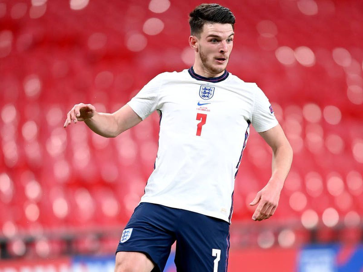 Declan Rice hoping to celebrate Euros glory with first ever pint of beer