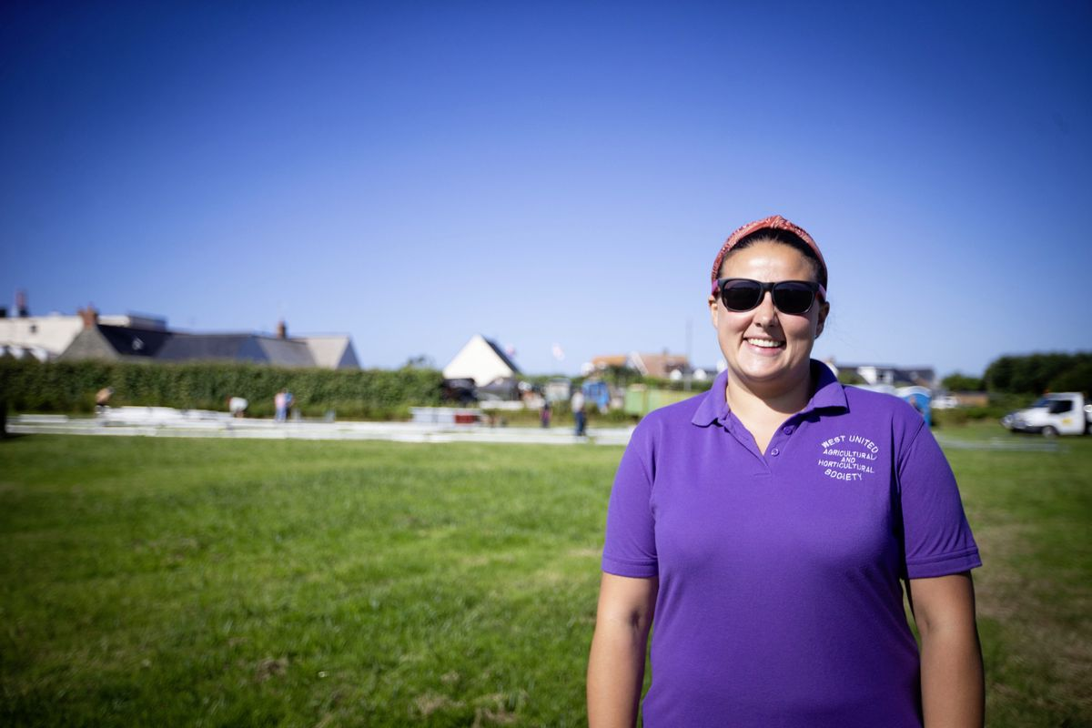 West Show committee member Linda Norman. (Picture by Cassidy Jones, 29873730)