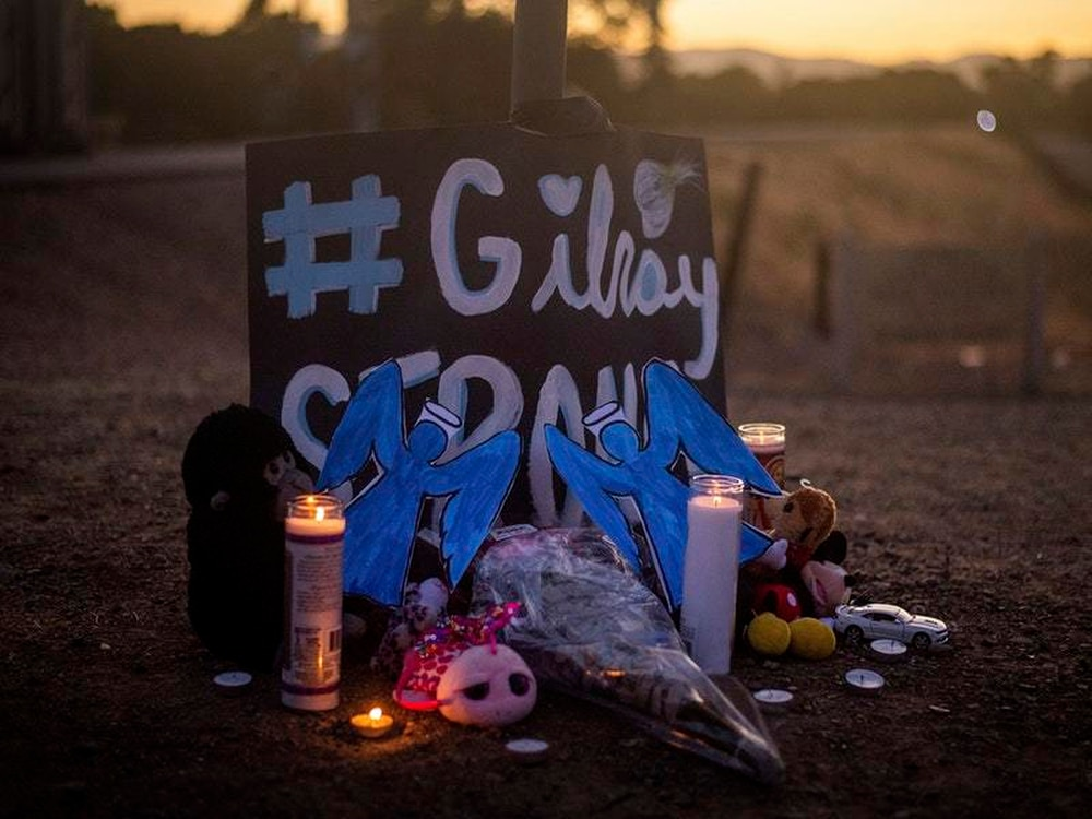 Gilroy Garlic Festival shooter Santino William Legan killed himself: coroner