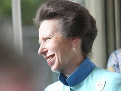 Princess Royal on ninth visit to island