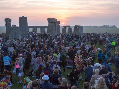 Thousands due to descend on Stonehenge for summer solstice