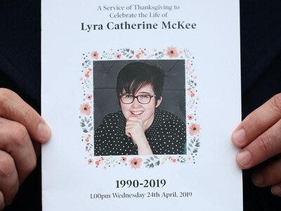 Man accused of possessing gun used to kill Lyra McKee 'left DNA on weapon'