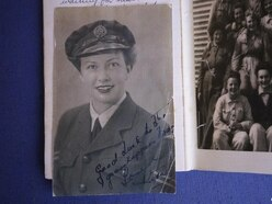 77-year-old wartime diary reunited with family after being found on shop floor