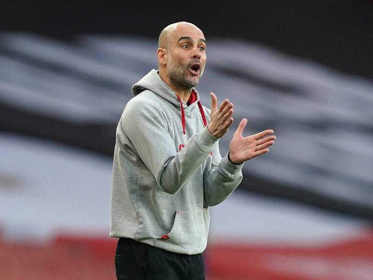 Pep Guardiola hopes things are different for Manchester City this time around
