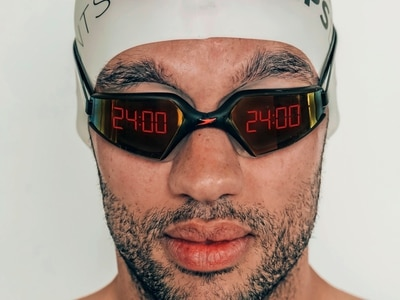 Join Naro for part of his 24-hour fundraising swim