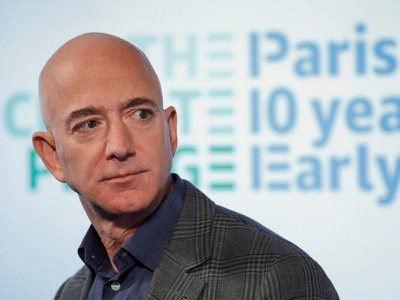 Amazon boss Jeff Bezos commits 10 billion dollars to fight climate change