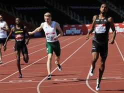 Chalmers gets 4x400 relay spot in 'Worlds' team