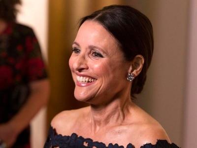Julia Louis-Dreyfus receives top comedy award