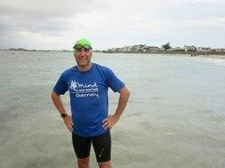Doric has just six hours for Guernsey-Alderney swim