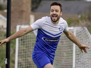 Carlos Canha has played a major role in taking Rovers to the top of the FNB Priaulx League this season. (Picture by Martin Gray, 29119671)