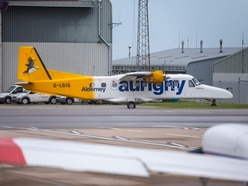 Back-up aircraft for Alderney 'would be 30,000 euros a day'