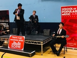 Wellbeing event draws in the schools