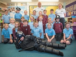 Children of all ages at La Mare learn about work