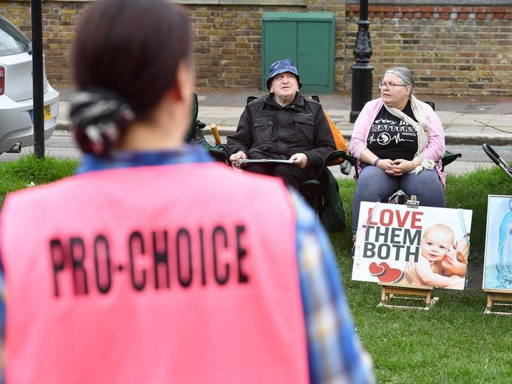 Judges reject appeal over ban on abortion clinic protests