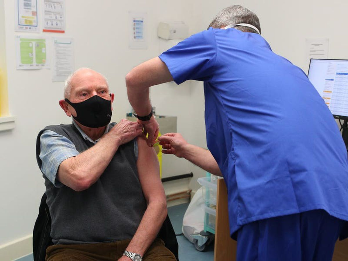 Pharmacies begin delivering their first vaccine doses