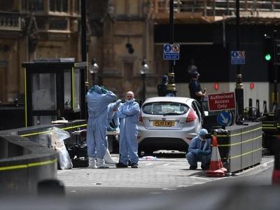 Police get longer to quiz Parliament crash suspect as friends claim 'accident'