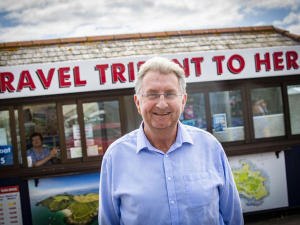 Travel Trident managing director Peter Wilcox. (Picture by Sophie Rabey, 30119127)