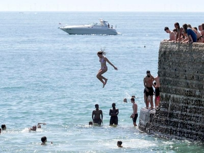 Hot and sticky nights on the way as heatwave continues