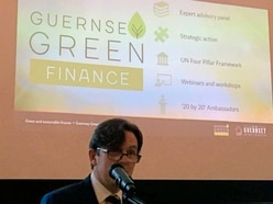 Island taking to global stage on green finance