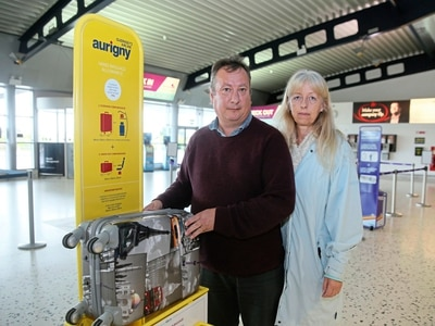 Travellers upset with airline baggage handling