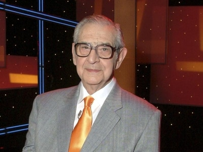 TV presenter and scriptwriter Denis Norden found it was alright on the night